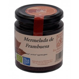 Mermelada de frambuesas ecologica-275-gr