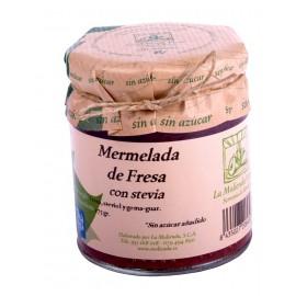 Mermelada de fresa-con-stevia 275gr