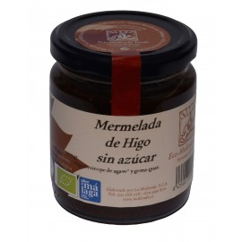 Mermelada de higo-sin-azucar-ecologico 275gr