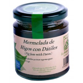 Mermelada de higos-con-datile 275gr