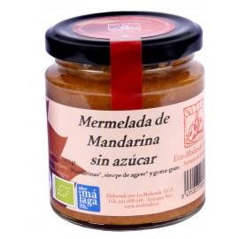 Mermelada de mandarina-sin-azucar-ecologico 275gr
