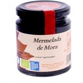 Mermelada de mora-sin-azucar-de-produccion-ecologica 275gr